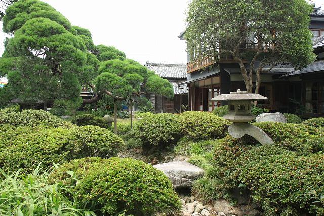 横山家・庭園-8