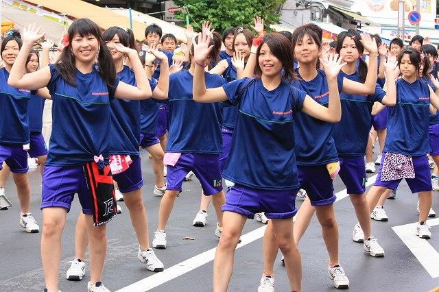 みしまサンバパレード-1