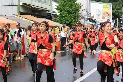 みしまサンバパレード-4