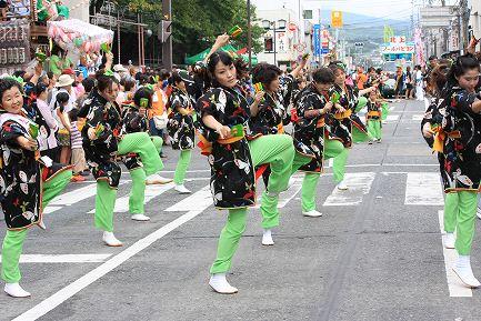 みしまサンバパレード-3
