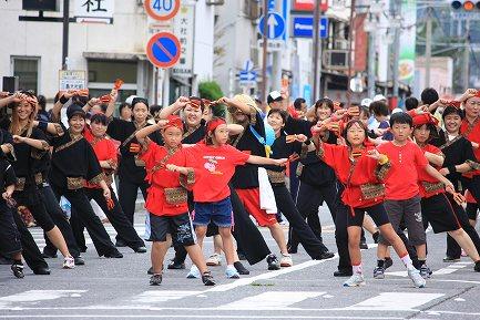 みしまサンバパレード-10