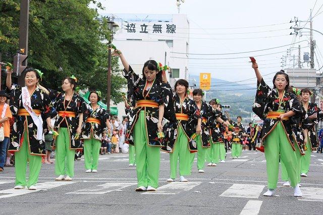 みしまサンバパレード-2