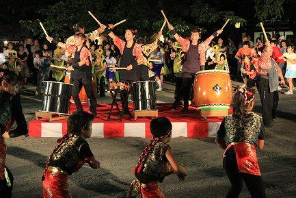 みしまサンバ踊り大会-1