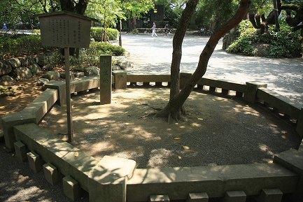 安達藤九郎盛長警護の跡-1