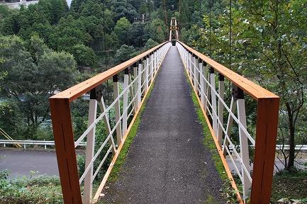 球泉洞吊橋-2