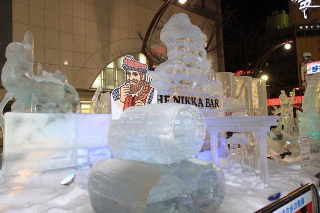 すすきの氷の祭典-5
