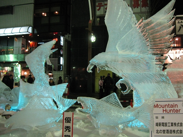 すすきの氷の祭典-3
