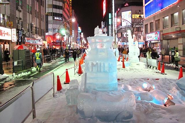 すすきの氷の祭典-9