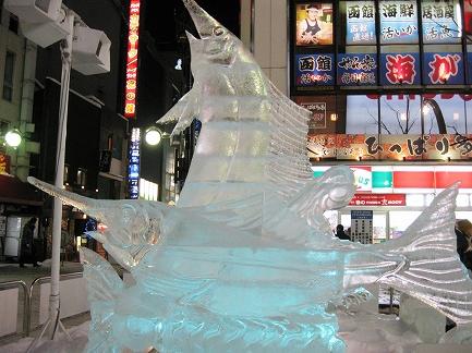 すすきの氷の祭典-7