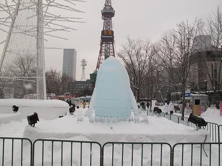 さっぽろ雪まつり-1