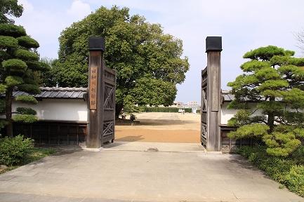 旧細川刑部邸-1
