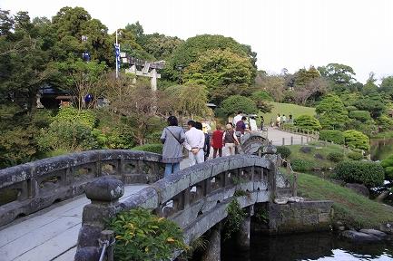 水前寺成趣園-8