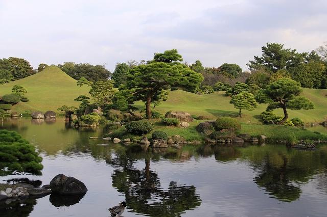 水前寺成趣園-13