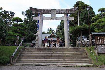 出水神社-1