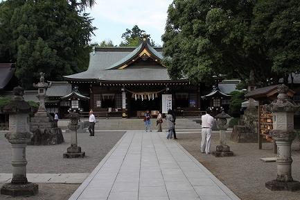 出水神社-2