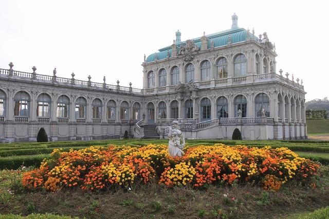 ツヴィンガー宮殿-8