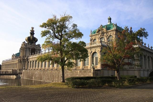 ツヴィンガー宮殿-1