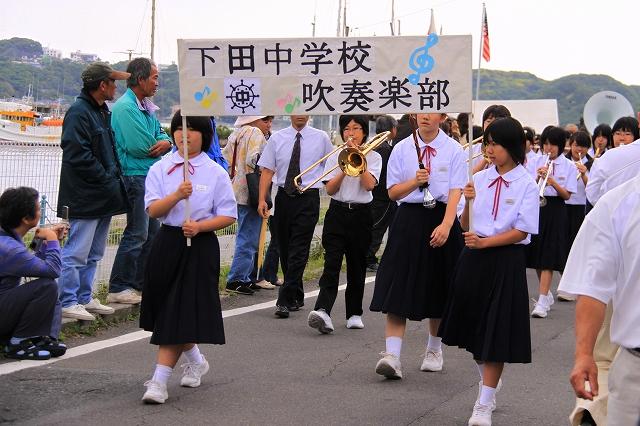 下田黒船祭-16