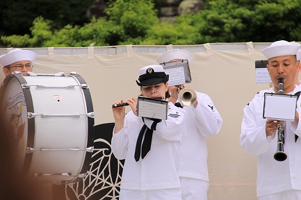 米海軍音楽隊-2