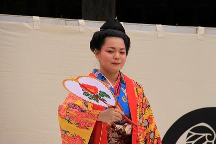 沖縄舞踊-2