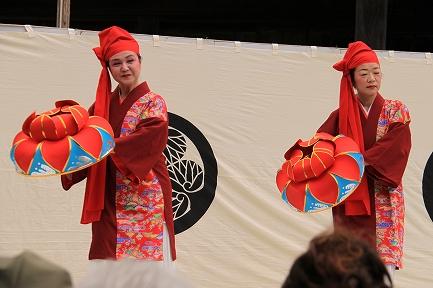 沖縄舞踊-3