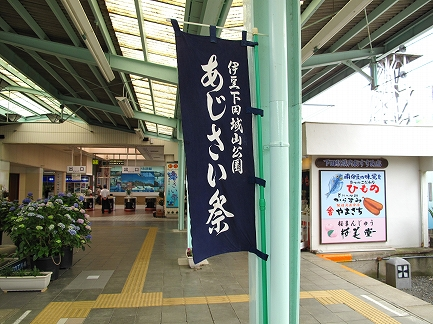 下田あじさい園-14