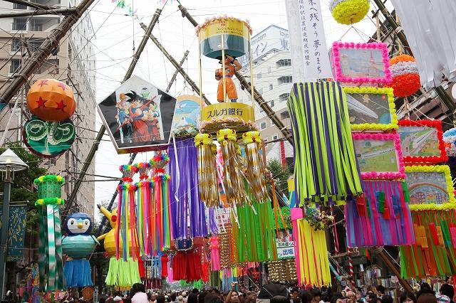 湘南ひらつか七夕まつり-8