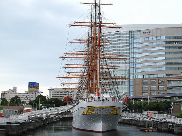 帆船日本丸-2