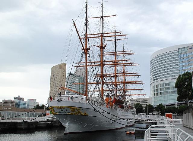 帆船日本丸-22