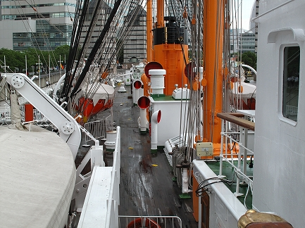 帆船日本丸-3