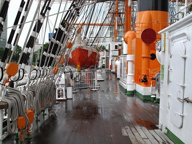 帆船日本丸-21