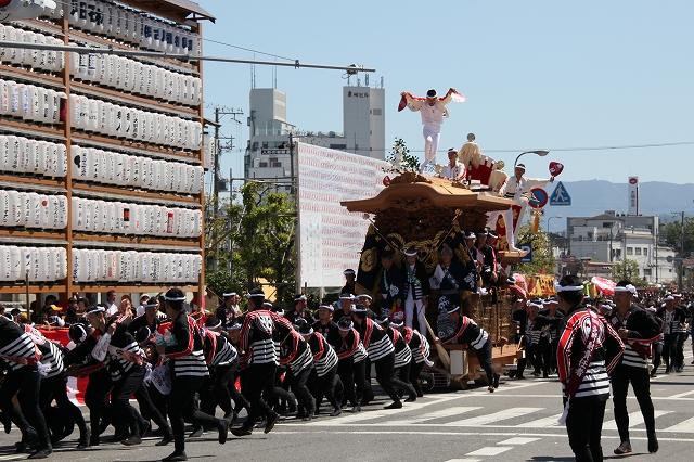 だんじり祭-2