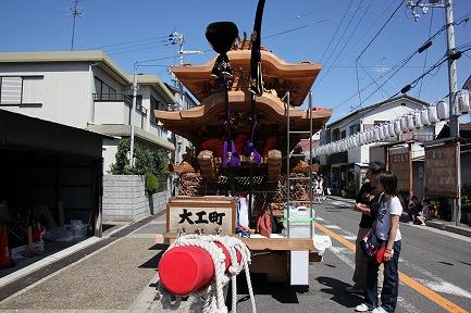 だんじり祭-16