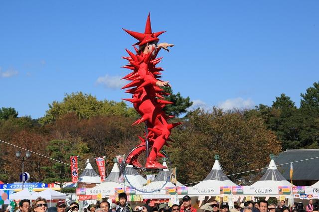 大道芸2009-5