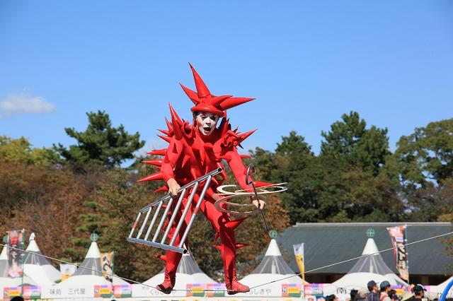 大道芸2009-6
