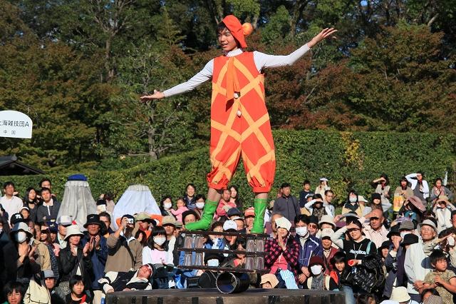 大道芸2009-10