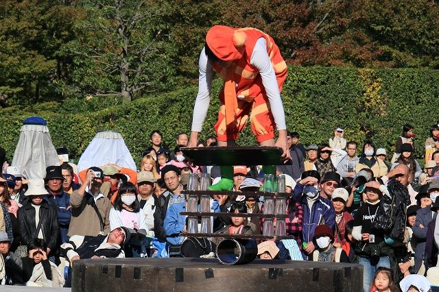 大道芸2009-11