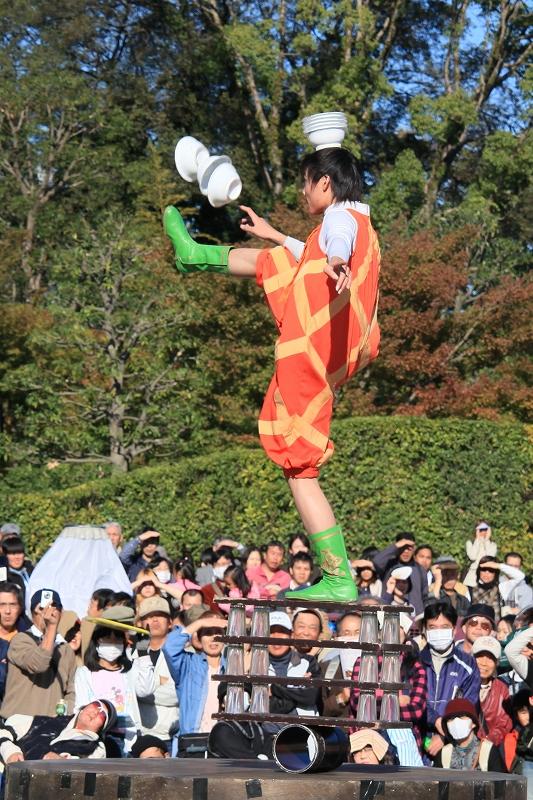 大道芸2009-12