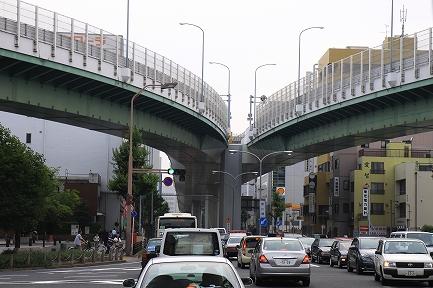 名古屋市内の風景