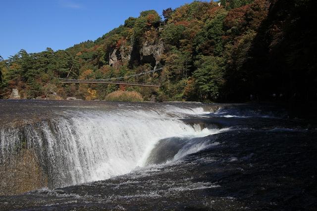 吹割の滝-8