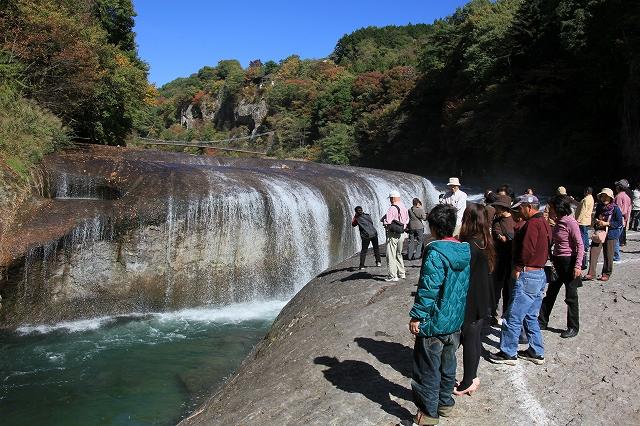 吹割の滝-11