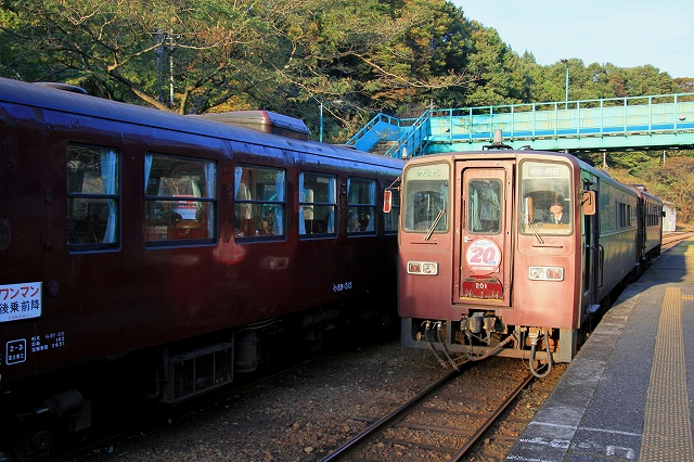 わたらせ渓谷鉄道-8
