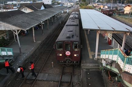 わたらせ渓谷鉄道-13