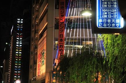 東京の夜景-1