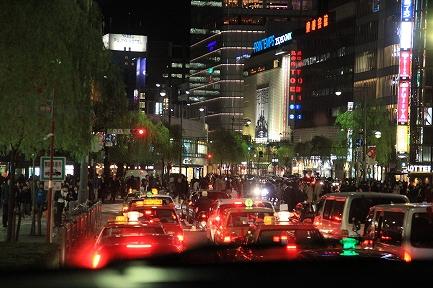 東京の夜景-4