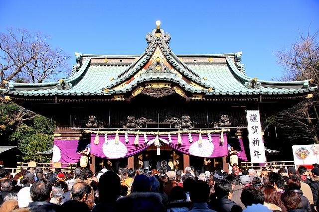 三島大社初詣-3