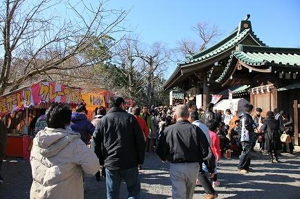 三島大社初詣-6