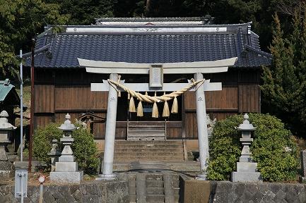 加畑賀茂神社-1