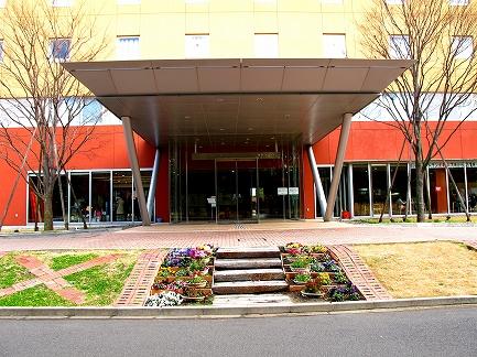 東京スポーツ文化館-2