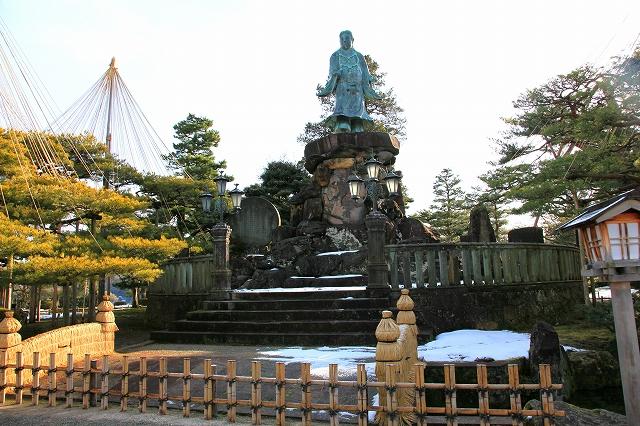 日本武尊の像-1